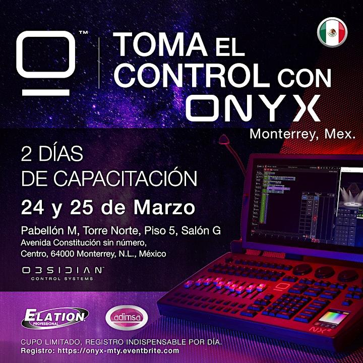 Imagen de Capacitación Día 2 - ONYX Avanzado y DYLOS