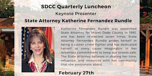 SDCC General Membership Luncheon