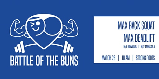 Battle of the Buns: Sweat Edition