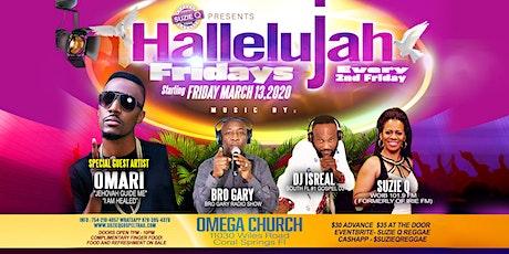 Hallelujah Fridays tickets