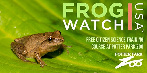 Session 3: FrogWatch USA Training 2020