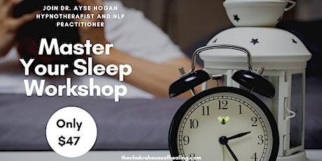 Master Your Sleep Workshop tickets