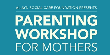 Parenting Workshop tickets