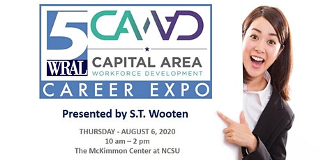 WRAL Capital Area Career Expo for Jobseekers! tickets