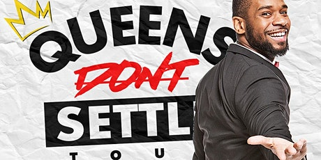 Queens Dont Settle: A Self-Love & Poetry Tour boletos