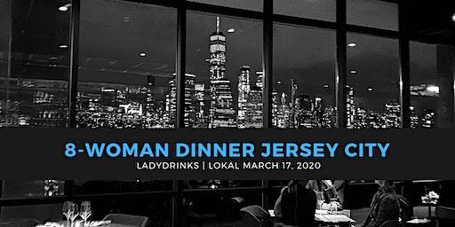 LADYDRINKS  JERSEY CITY INTERNATIONAL WOMEN'S DAY DINNER