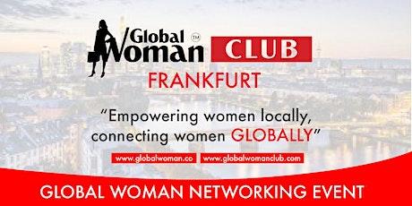 GLOBAL WOMAN CLUB FRANKFURT: BUSINESS NETWORKING BREAKFAST - APRIL Tickets