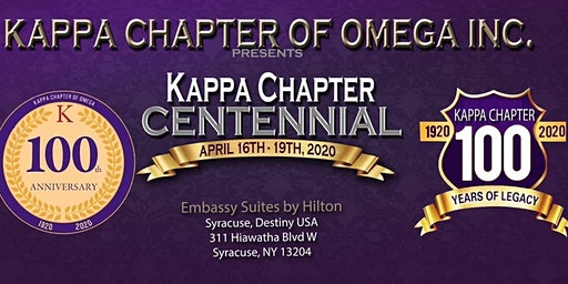Kappa Chapter Centennial Celebration Weekend