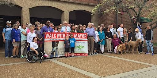 Walk MOORE with The Mayor - Trashercise