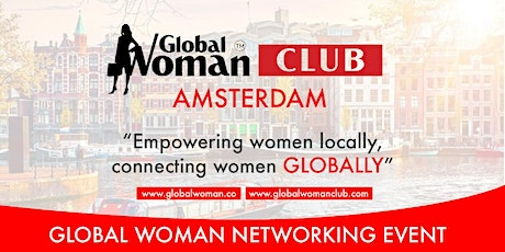 GLOBAL WOMAN CLUB AMSTERDAM: BUSINESS NETWORKING BREAKFAST - APRIL tickets