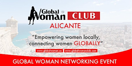 GLOBAL WOMAN CLUB ALICANTE: BUSINESS NETWORKING BREAKFAST - MAY tickets