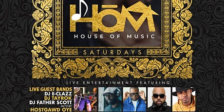 Intro: HOUSE of MUSIC•The All-New Hо̄M for Saturday Nights @WhiskyMistress! tickets