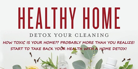 Living Toxin Free - For the Health of it tickets