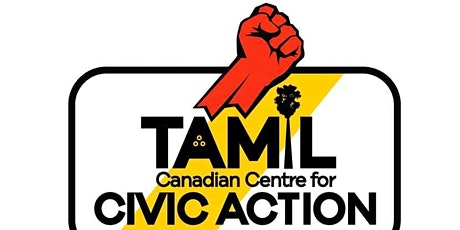 Tamil Civic Action Media and Community Briefing & Networking tickets