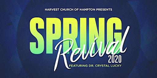Spring Revival 2020