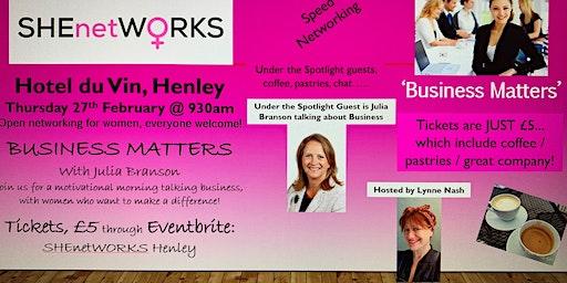SHEnetWORKS Henley
