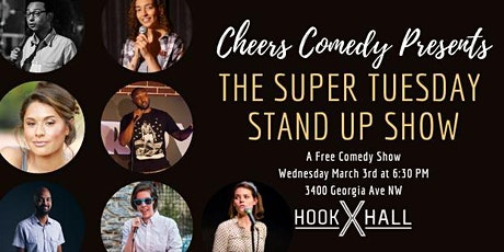 The Super Tuesday Stand Up Show tickets
