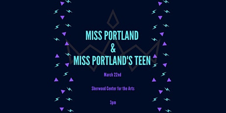 Miss Portland Competition 2020 tickets