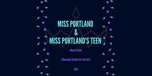 Miss Portland Competition 2020