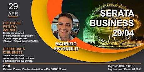 Business Info Roma biglietti