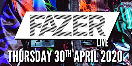 Fazer | Live at The Crypt tickets