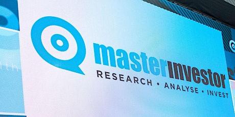 Master Investor Show 2020 tickets