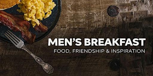 03/21 Men's Breakfast and Prayer