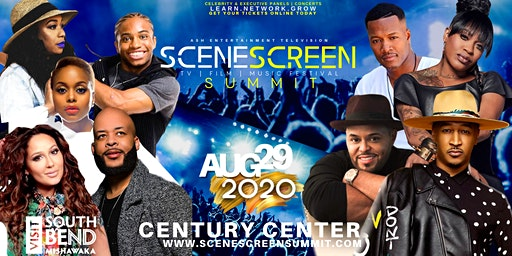 Scene Screen Summit & Music Festival