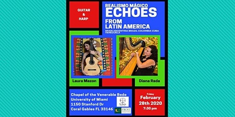 Realismo Magico: Echoes from Latin America. tickets