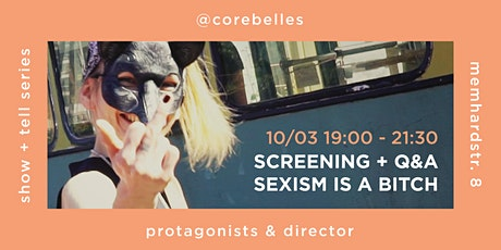 'Sexism is a Bitch' Film Screening tickets