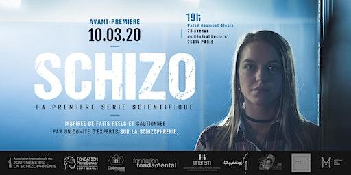 """""""S C H I Z O"""" - Avant première et cocktail"""