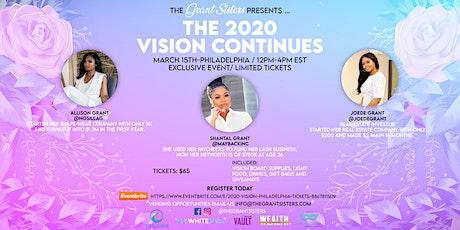 2020 Vision | Philadelphia tickets
