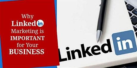 Linkedin Marketing  - Salesmanship Program - Facebook Marketing  - Numerology Energetics tickets