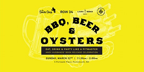 BBQ, Beer & Oysters! tickets