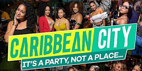 "Caribbean City ""DANCEHALL VS SOCA"" tickets"