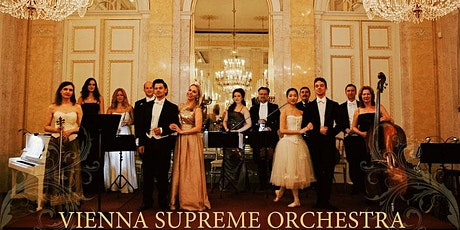 Vienna Supreme Concerts - Strausss Mozart and shubert Tickets