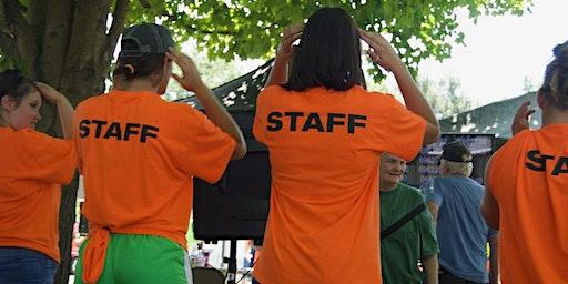 Volunteers for Saints & Sinners Car Show