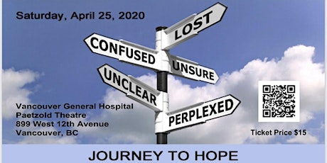 CANCELLED UNTIL FURTHER NOTICE - Family Conference on Mental Health and Substance Use *Journey to Hope*    tickets