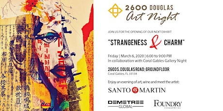Coral Gables Gallery Night - 2600 Douglas - March 2020 tickets