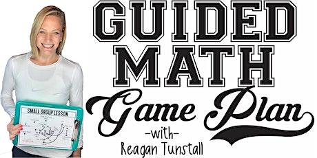 Guided Math Game Plan 2020:  Minneapolis tickets