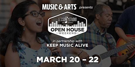 Lesson Open House Kempsville tickets
