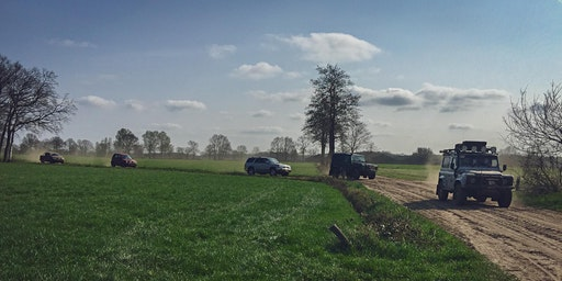 """4x4 Adventure Tour """"Brabant op en over de grens"""""""