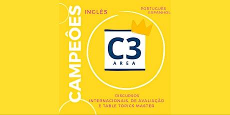 Conferência Primavera C3 tickets