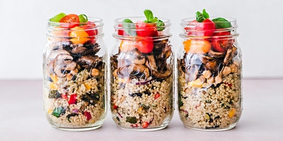 Herbal One Meal Prep Event