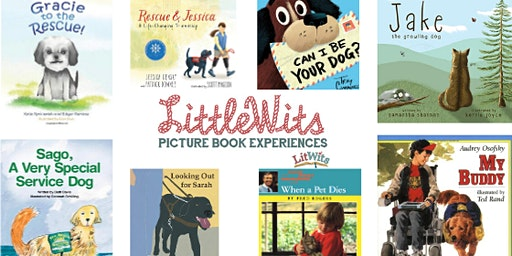 Mar 5 or 6: LittleWits! Picture-book experiences for ages 4-6 from LitWits®
