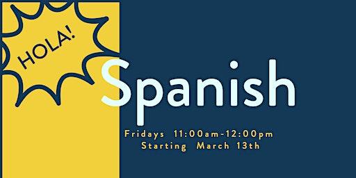 Conversational Spanish Lessons