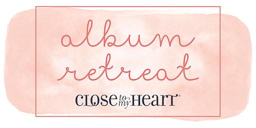 Close To My Heart Virtual Album Retreat May 2020