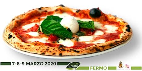 Pizza, territorio e tipicità biglietti