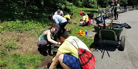 6/28 Fort Tryon Park Beautification Day tickets