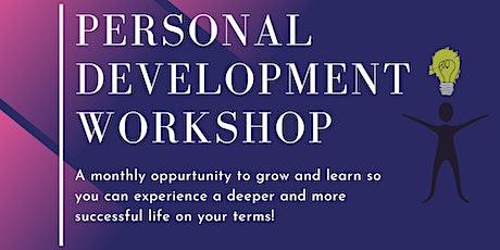 Monthly Personal Development Workshop tickets